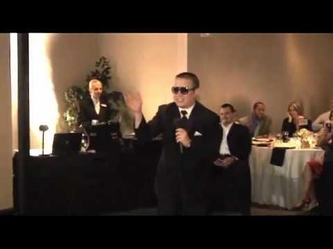 Orlando Wedding DJ - Orlando DJ - Best Man Toast -  www.CrystalLakeDJ.com