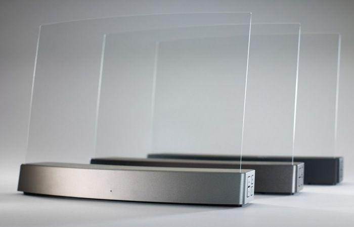 Clio Transparent Bluetooth Speaker