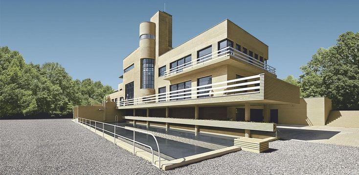 La Villa Cavrois, manifeste moderne de Robert Mallet-Stevens