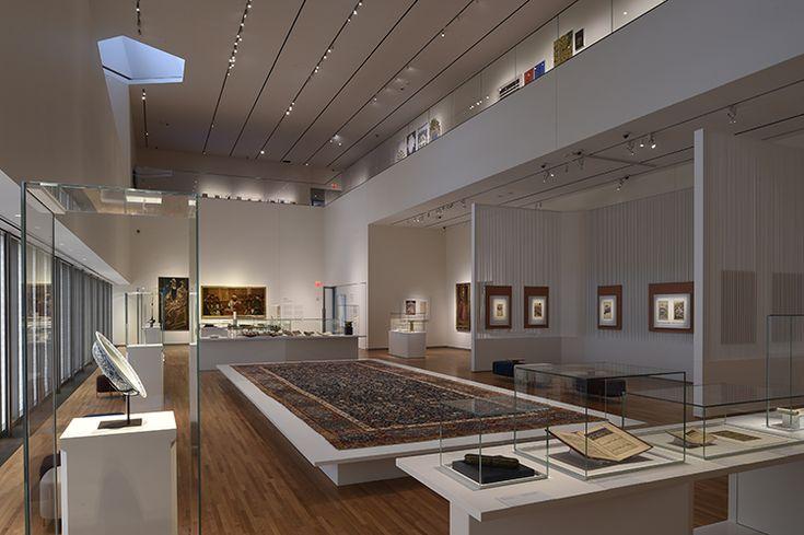 Inside the Aga Khan Museum. Photo: Gary Otte / © The Aga Khan Museum