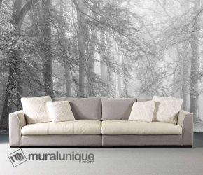 Autumn is Here. A Wallpaper Mural by Muralunique.com.