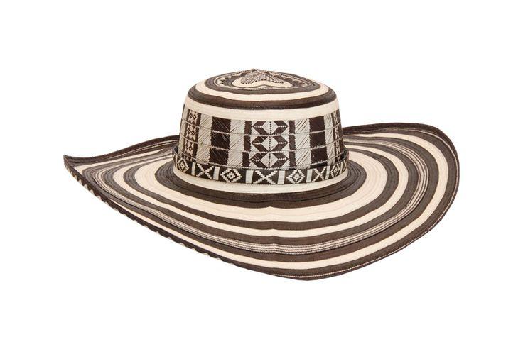 Sombrero Vueltiao 21 vueltas. Colombia...