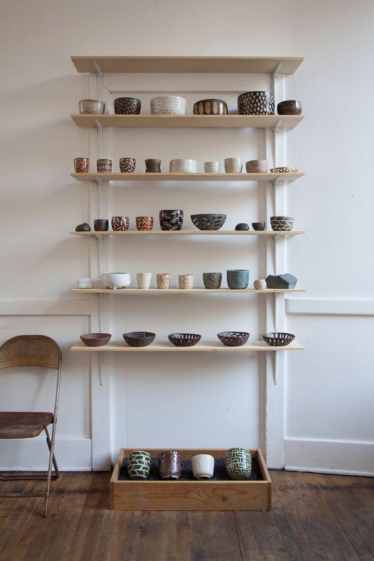 Ceramics By Pilar Wiley Display Packaging Pinterest
