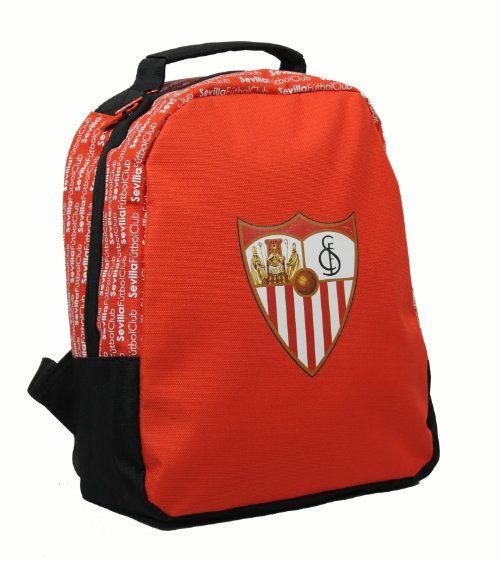 Sevilla FC 1890 Mochila Guarderia - Mochila guarderia del Sevilla FC, Medidas: 22x10x27cm