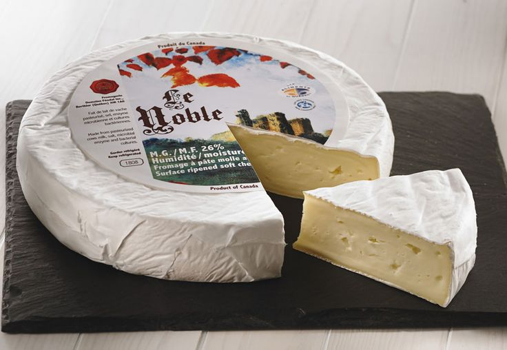 SOFT CHEESE WITH BLOOMY RIND - CANADÁ