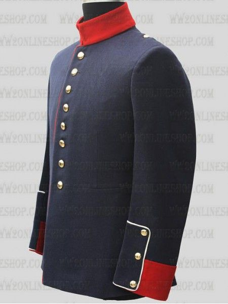 Replica of German WWI the Grenadier Regiment Officer Tunic for Sale
