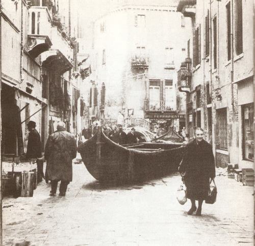 After the flood on 1966