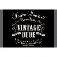 Vintage Birthday Invitations (8pk) $10.50 20895567