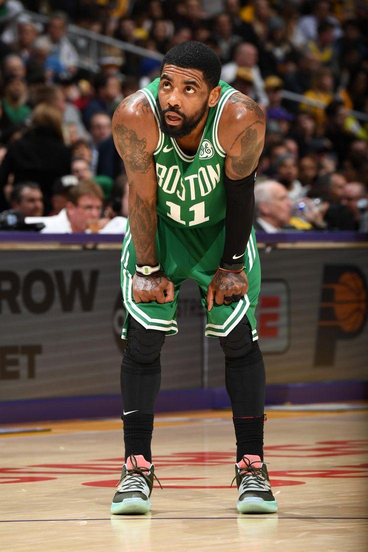 Photos Celtics Vs Lakers Mar 9 2019 Boston Celtics Kyrie Irving Celtics Kyrie Irving Lakers Vs Celtics [ 1104 x 736 Pixel ]