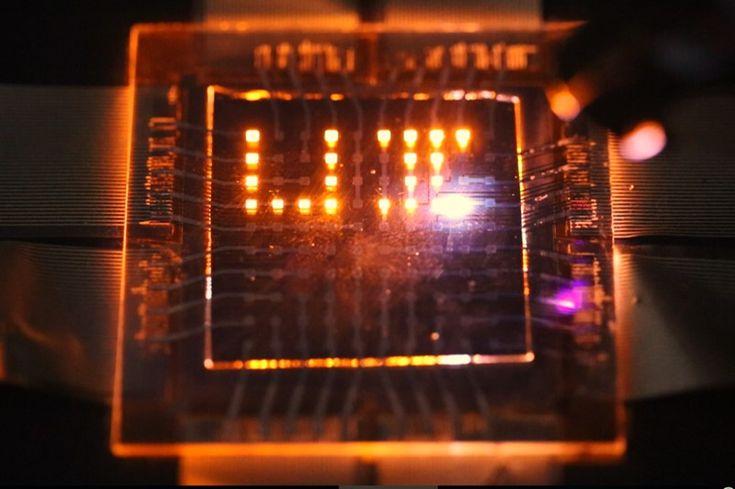GENIO Italiano Giuseppe Cotellessa: Dual function LEDs will make mobile devices more i...