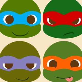 Amazing Baby Ninja Turtles!