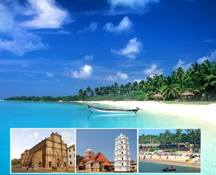 Goa Tour 2n/3d- Tours From Delhi - Custom made Private Guided Tours in India - http://toursfromdelhi.com/goa-tour-package-2n3d/