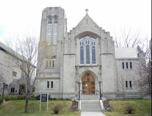 St. Matthew's, Ottawa