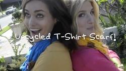 HOW TO: Maak je eigen sjaal-halsketting - We love... - Fashion - Home - ELLE Belgïe