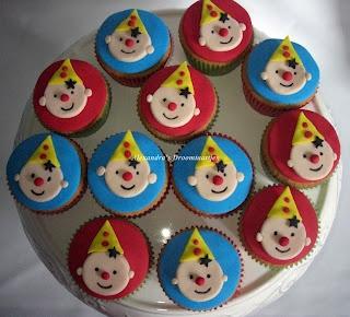 Bumba cupcakes (zo kan ook)