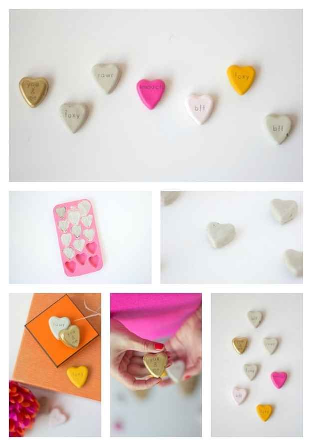 40 Unconventional DIY Valentine's Day Cards | 40 Unconventional DIY Valentine's Day Cards