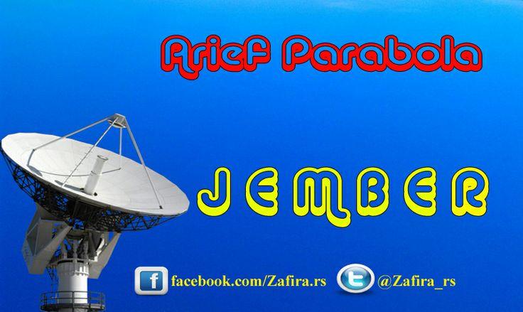 Zafira_rs [ Arief Parabola JEMBER ]  Kami melayani Pasang Baru / Bekas Antena Parabola di rumah ANDA Minat : inbox FB atau di twitter serta Google+  Facebook : https://www.facebook.com/Zafira.rs Twitter  : https://twitter.com/Zafira_rs Google+  : https://plus.google.com/u/0/+Zafira_rs/posts