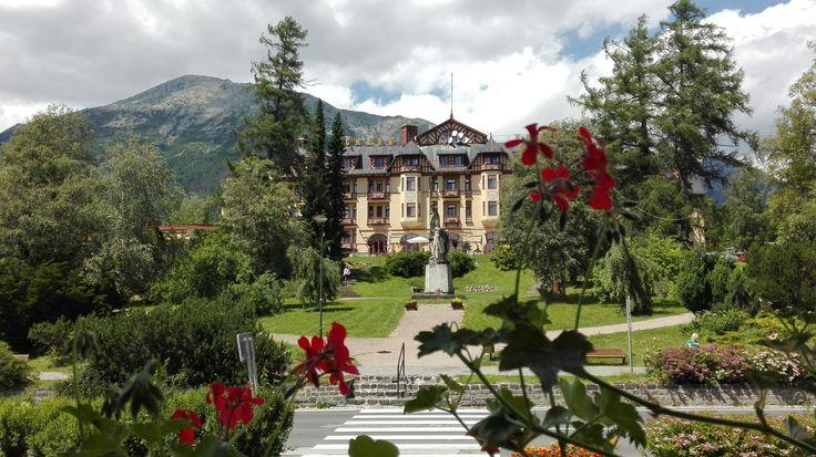Grand Hotel, Tatranská Lomnica