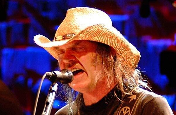 Neil Young cowboy hatNeil Young Hat