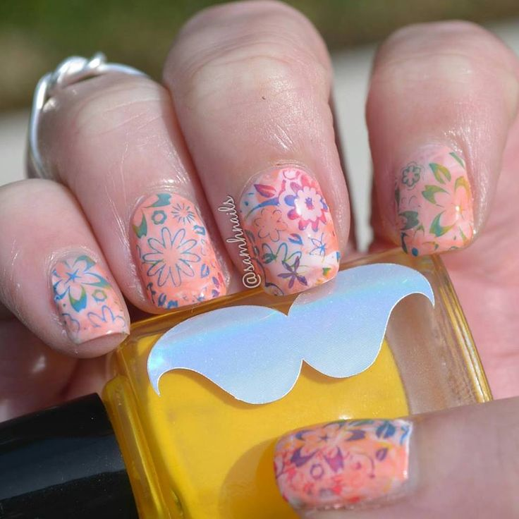 25+ Best Ideas About Nail Art At Home On Pinterest