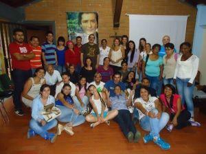 Colombia: Taller sobre derechos de la niñez