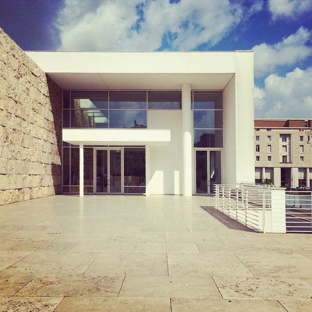 Rome, Ara Pacis Museum. R. Meier. #meier #igersroma #igerslazio #paesaggiourbano #urbanlandscape #architecture #arapacis