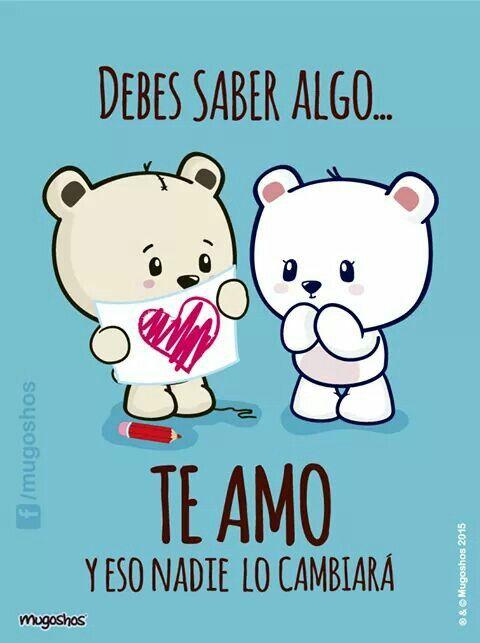 Te amo siempre... amor mío! !!!