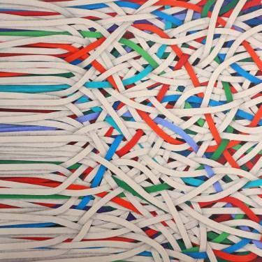 "Saatchi Art Artist Luciano de Liberato; Painting, ""Upwind"" #art"