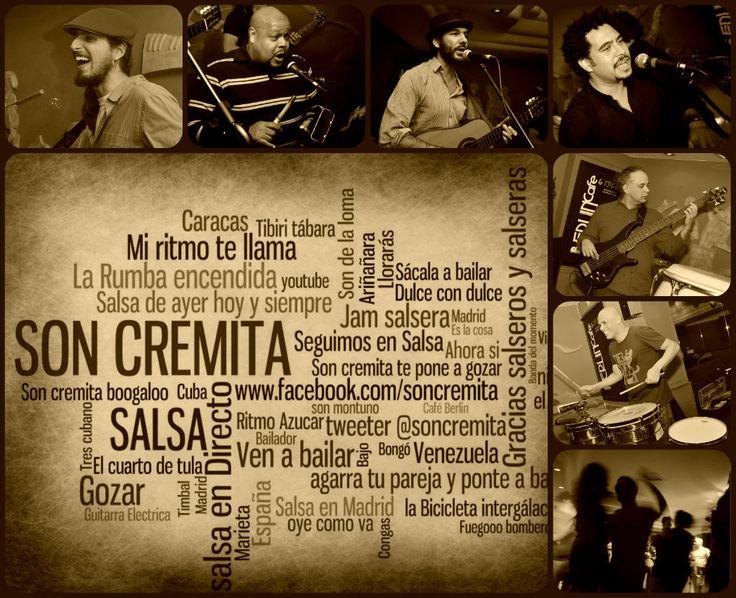 Concierto de Son Cremita en Madrid en Berlín Café, Madrid el 5 de febrero 2013 en notikumi