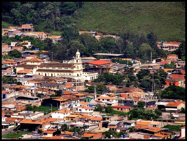 Cordero - Municipio Andrés Bello, Estado Táchira, Venezuela.
