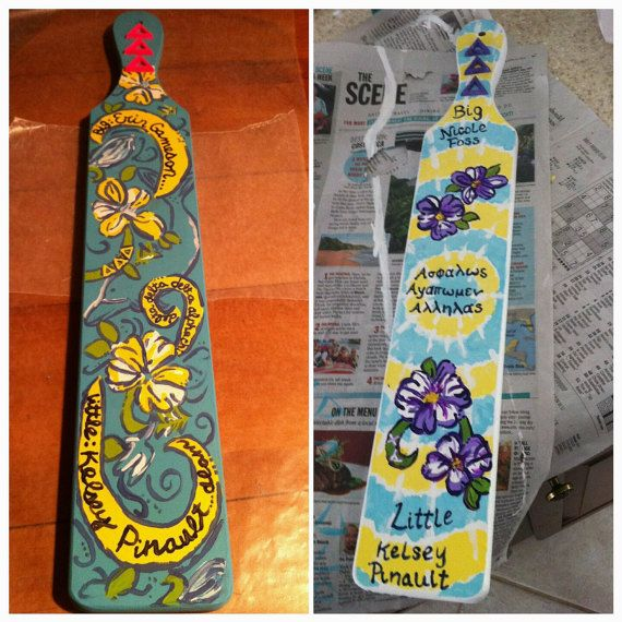 Custom affordable sorority or fraternity gifts and paddles! Hey, I found this really awesome Etsy listing at https://www.etsy.com/listing/266925308/sorority-and-fraternity-custom-paintings
