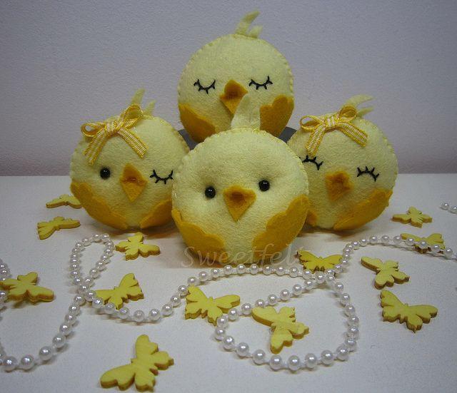 ♥♥♥ Viemos desejar a todos uma Páscoa muito feliz e docinha!