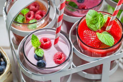 Pripravte si smoothie z domáceho ovocia - KAMzaKRÁSOU.sk