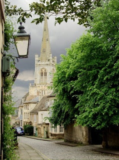 Near to Mildenhall, Suffolk, England. I loved shopping there & have such fond memories of this beautiful village.