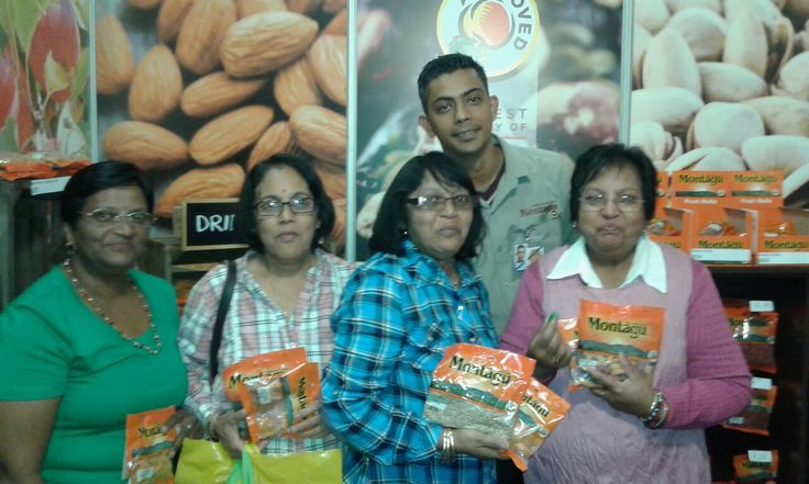 Pensioners get 10% OFF their purchases at our stand at the Royal Show South Africa in Pietermaritzburg today AND tomorrow! Here are some of our appreciative customers who took advantage of their discount today :)
