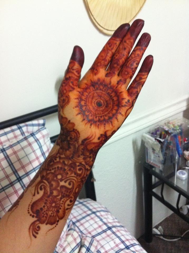 i wish i had this hena/mehndi cone again i loved the color