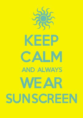 Because without it...No amount of Make up nor Serums or Lotions can correct sun damage!! Say Yes to Zinc!!