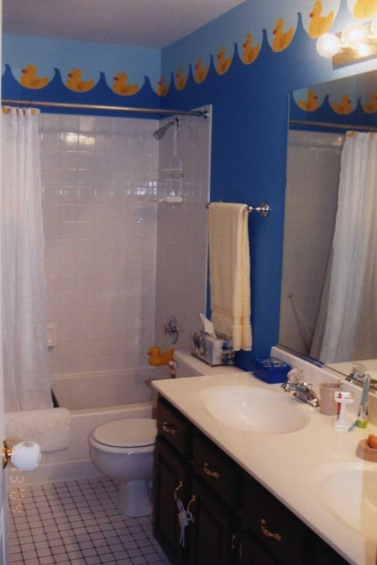 17 best ideas about rubber duck bathroom on pinterest for Rubber ducky bathroom ideas