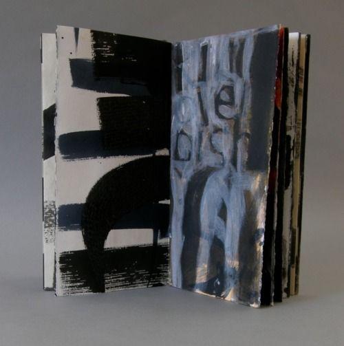 Laura Wait  From Artist Book,