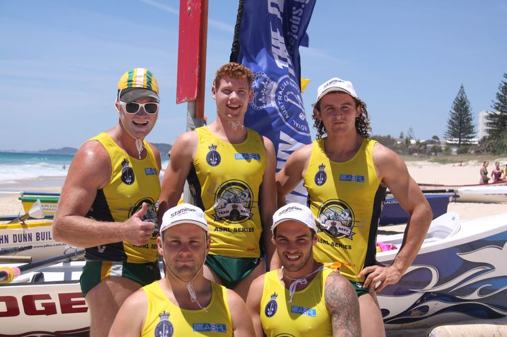 Meet the Tugun Rebels Men's Crew representing Staminade at the Ocean Thunder Surf Boat Series Round 2 at Dee Why, Sydney.   #staminade #goharder #oceanthunder #surfboatrowing #tugunrebels