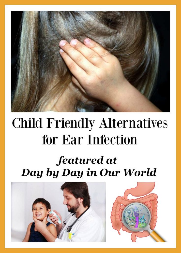 Adult ear infection treatments
