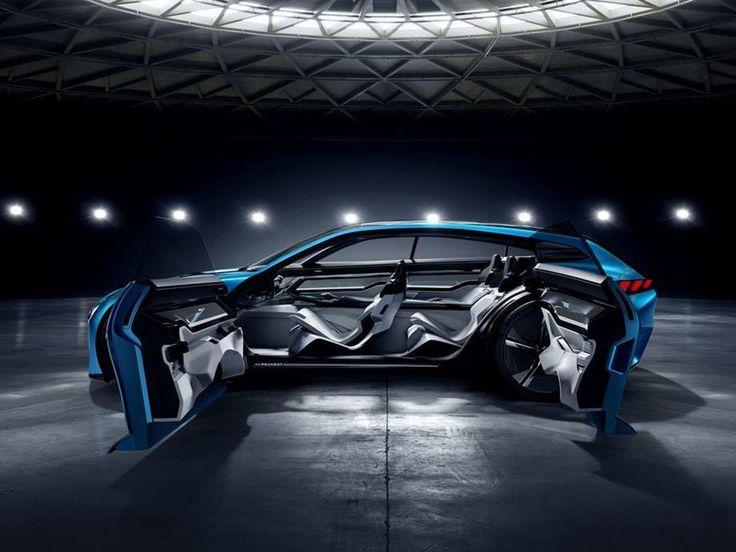 Peugeot Instinct Concept- 1