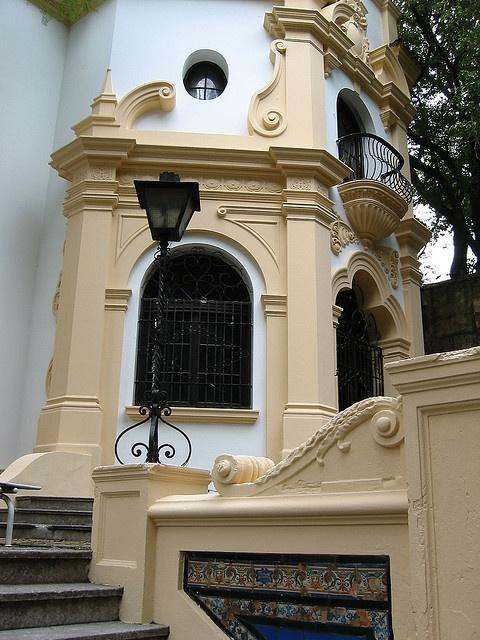 Malabia, hotel boutique en Buenos Aires, te presenta los mejores lugares de Buenos Aires: Museo Fernandez Blanco, Buenos Aires