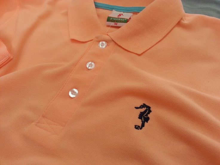 We're so excited about the new merchandise available at Z'horse  Z'horse Polo Sale Extended!short sleeve polos are the perfect uniform for the workplace. Polos are easy to care for, casual, and inexpensive.  - Mens & Womens Z'horse short sleeve polo t-shirt,choose colours -Signature Embroidered seahorse at left chest -By Z'horse