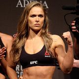 Yes Ronda Rousey Will Be in the 2016 Sports Illustrated Swimsuit Issue and She's Only Wearing This