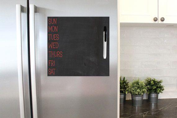 Hey, I found this really awesome Etsy listing at https://www.etsy.com/listing/196626141/dry-erase-menu-board-weekly-menu-board