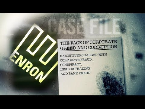 Enron Scandal - YouTube