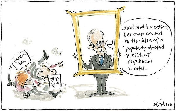 Sunday, September 9, 2012. Illustration: Cathy Wilcox