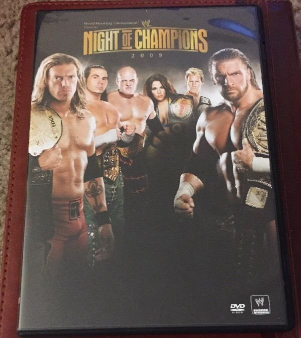 1000 images about wrestling wwe shirts on pinterest the rock cm punk and john cena - Night of champions 2010 match card ...