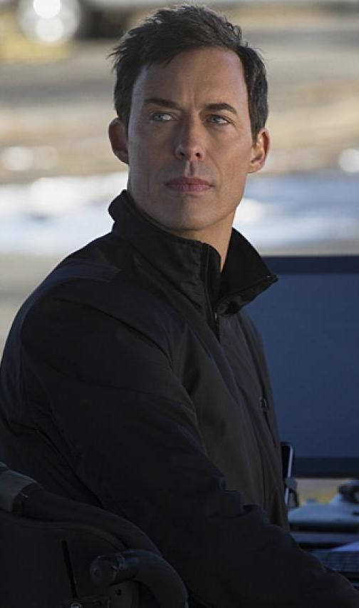 """Harrison Wells played by Tom Cavanagh. Introduced in season one of CW's """"The Flash."""""""